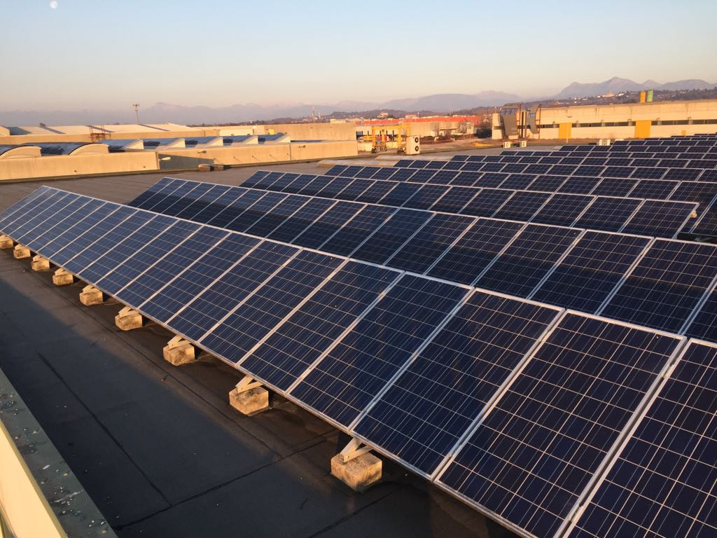 Controllo Funzionamento Campi Fotovoltaici